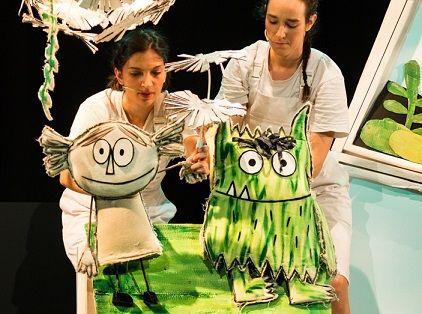Obras de teatro para niños en febrero en el Teatro Echegaray de Málaga