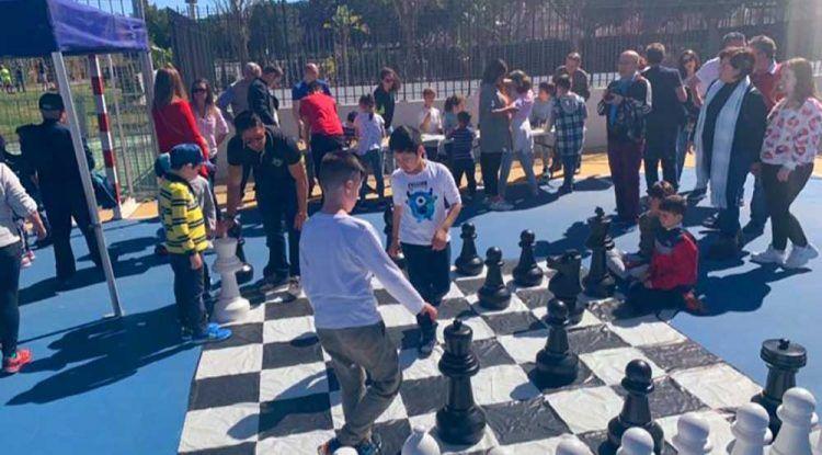 Jornada gratis de juegos en familia en el Parque del Oeste de Málaga