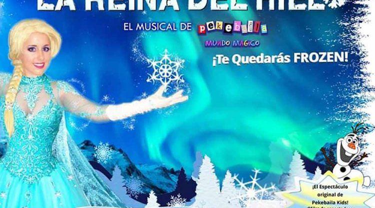 El musical infantil tributo a 'Frozen' llega a Marbella