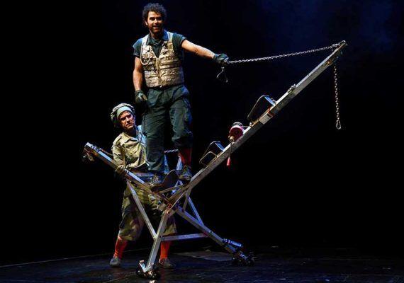 Obra 'El viaje de Ulises' para toda la familia en el Teatro Cervantes de Málaga