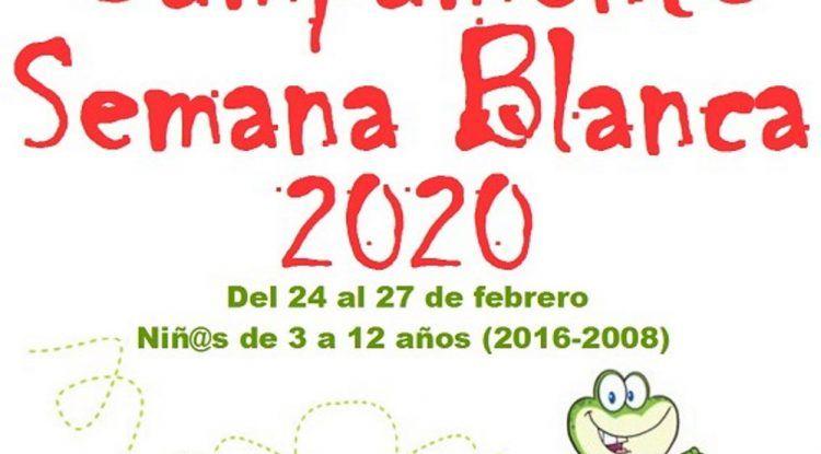 Campamento de Semana Blanca para niños en Cártama