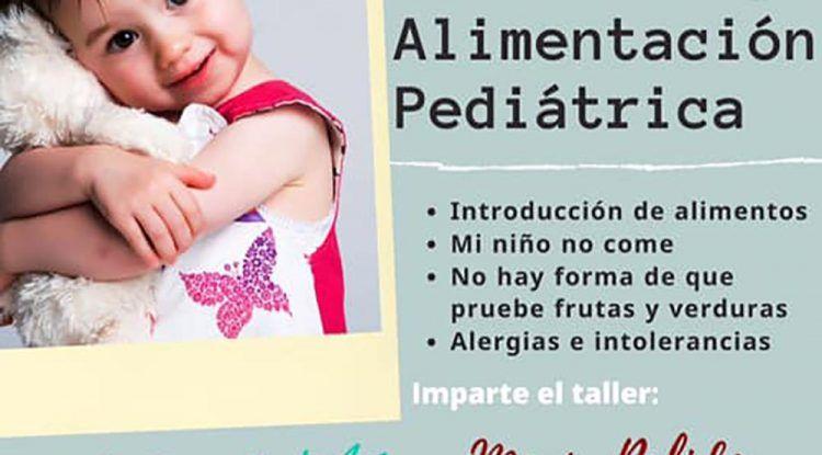 Taller sobre alimentación pediátrica para madres y padres en Alhaurín de la Torre