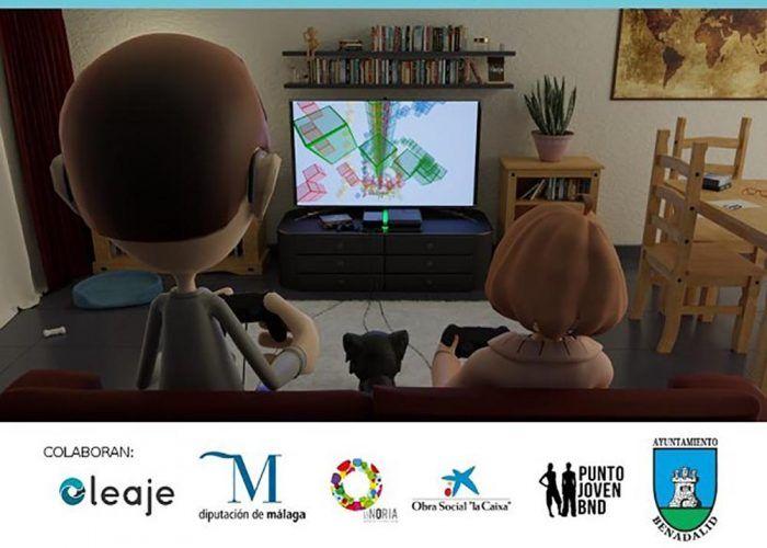 Taller gratis sobre videojuegos responsables para madres y padres en Benadalid (Málaga)
