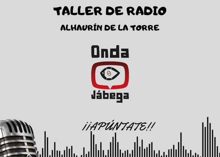 Taller de radio gratis para niños y jóvenes en Alhaurín de la Torre