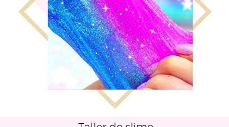 Taller de Slime para niños en la Academia Minerva de Fuengirola