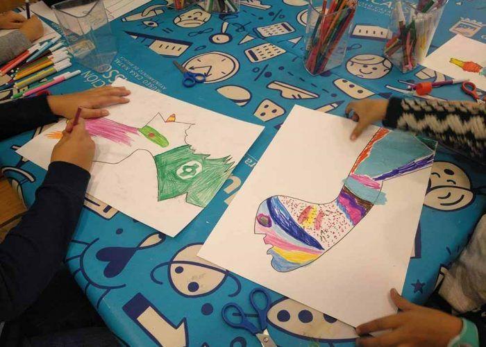 Talleres gratis para niños en la Casa Natal Picasso de Málaga en enero