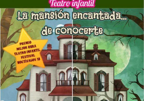 Teatro infantil participativo en La Cochera Cabaret de Málaga