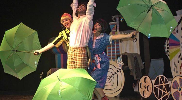 Obras de teatro, títeres y musical para niños en enero en el Teatro Echegaray de Málaga