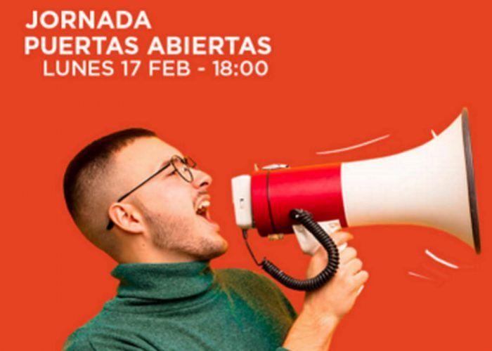 Jornada de Puertas Abiertas en el Colegio Santa María de los Ángeles de Málaga