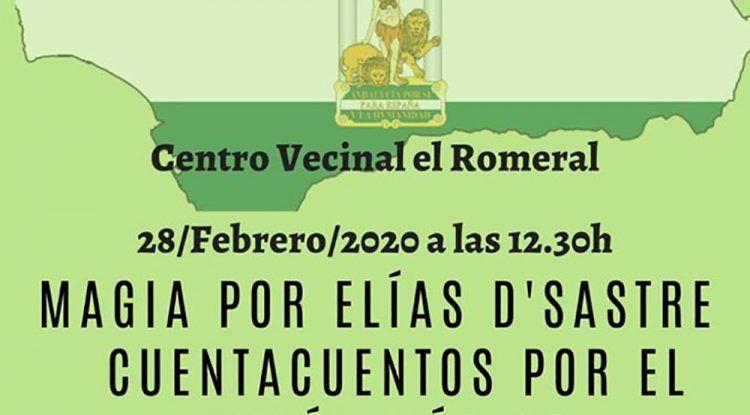 Actividades infantiles gratis por el día de Andalucía en Alhaurín de la Torre