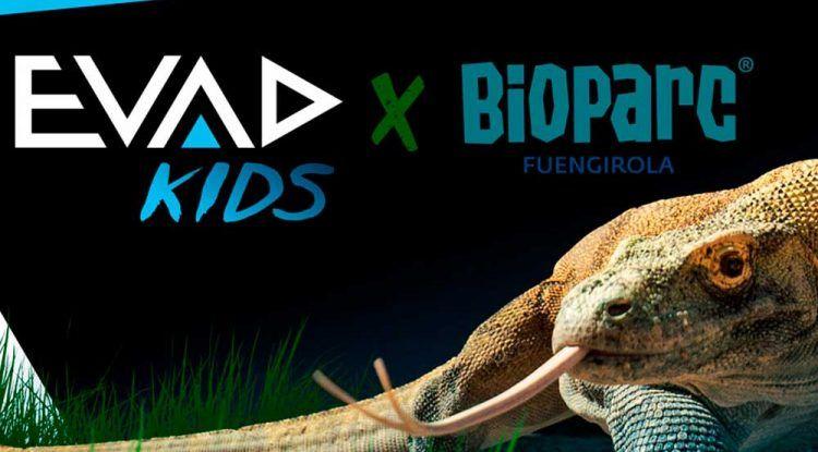 Bioparc Fuengirola y EVAD KIDS unen fuerzas por la educación de los más jóvenes