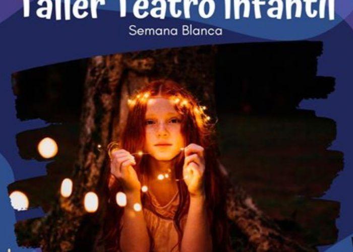 Taller de teatro infantil de Scena Málaga