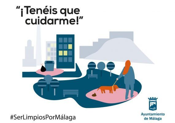 7 buenas prácticas para ser un ciudadano limpio de Málaga