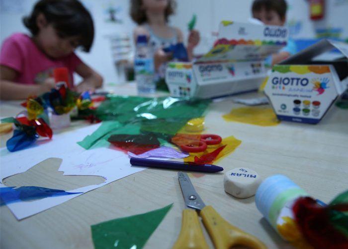 Campamento gratis de Semana Blanca para niños en el CAC Málaga