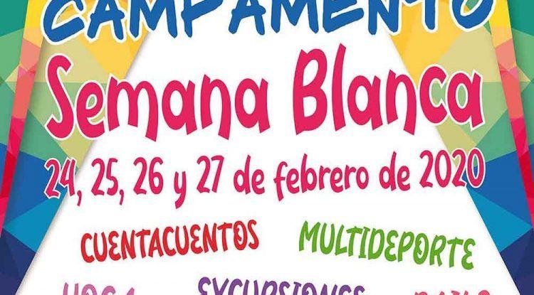 Campamento infantil de Semana Blanca en Antequera(Málaga)