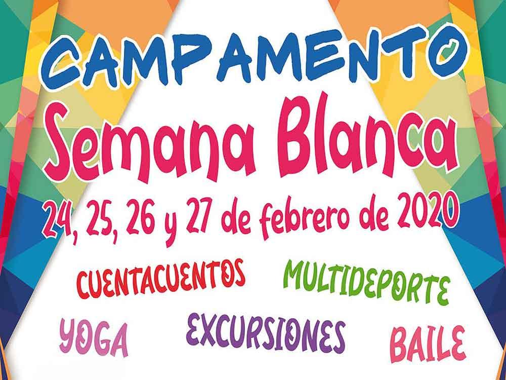 Campamento para niños de Semana…