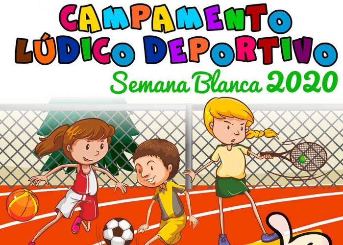 Campamento deportivo en Semana Blanca para niños en Vélez-Málaga