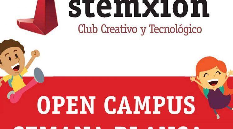 Campamento Stemxion de robótica en Semana Blanca en Málaga, Mijas y Marbella