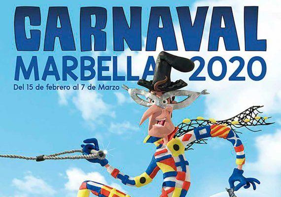 Actividades gratis para niños en el Carnaval de Marbella