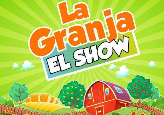 Espectáculo infantil 'La Granja' en el teatro de El Divino Pastor (Málaga)