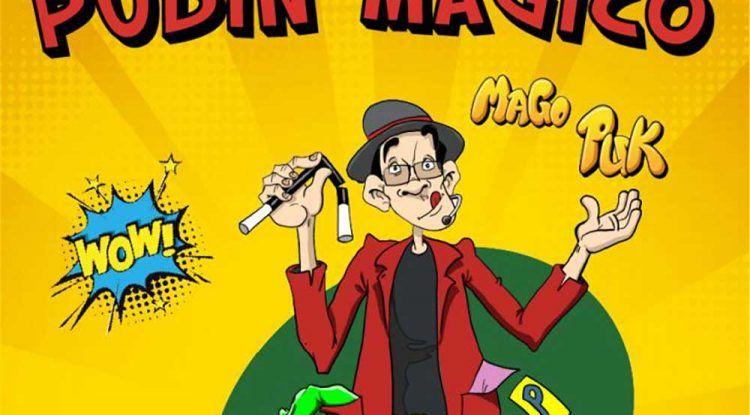 Espectáculo de magia y humor para niños en La Cochera Cabaret de Málaga