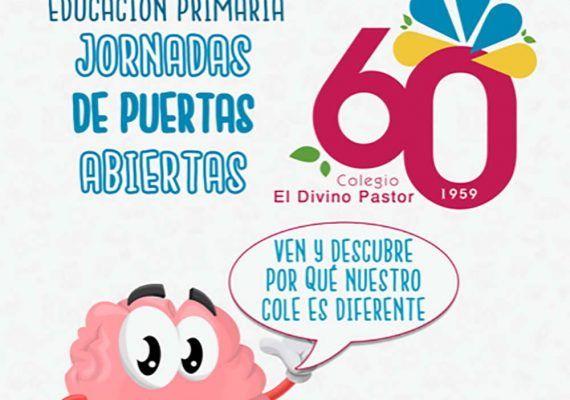 Jornadas de puertas abiertas en el colegio El Divino Pastor de Málaga