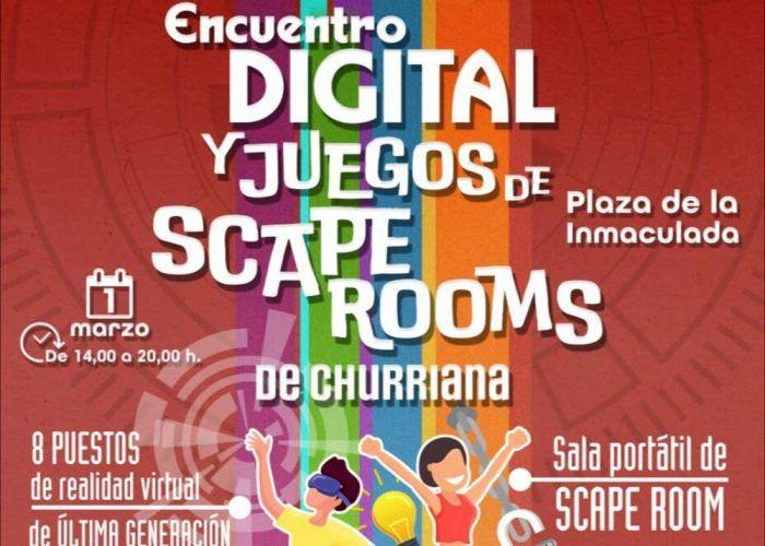 Juegos de realidad virtual y scape rooms gratis para niños con La Máquina Imaginaria en Churriana