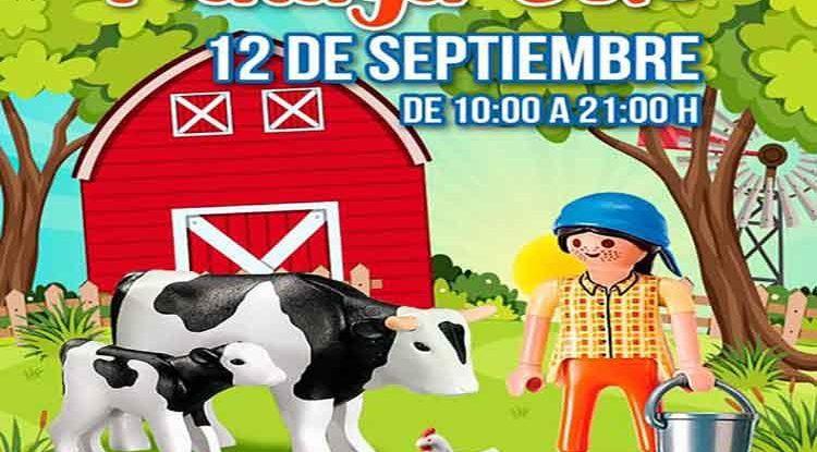 Mercado de Clicks de Playmobil para niños y toda la familia en Málaga Nostrum