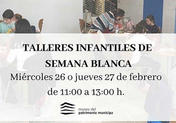 Actividades gratis para niños en el MUPAM (Málaga) este febrero
