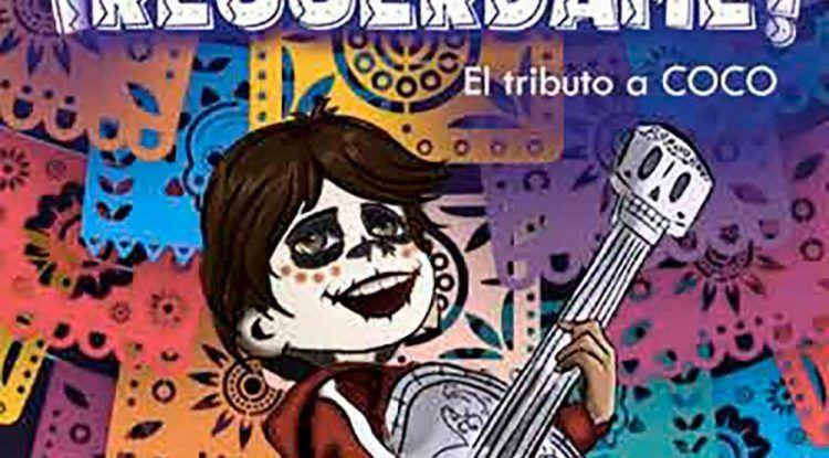 El musical infantil tributo a la película 'Coco' llega a Estepona (Málaga)