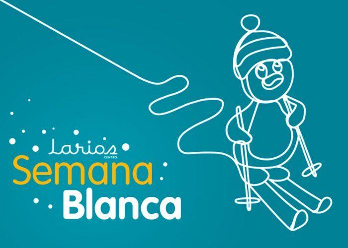 Espectáculos gratis para niños en Semana Blanca en Larios Centro Málaga