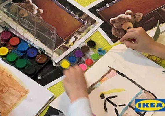 Marzo en familia con Ikea Málaga: talleres gratis de manualidades, cocina, robótica y dibujo