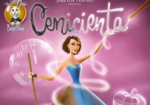 Teatro infantil 'La Cenicienta' para toda la familia en el Teatro Las Lagunas de Mijas