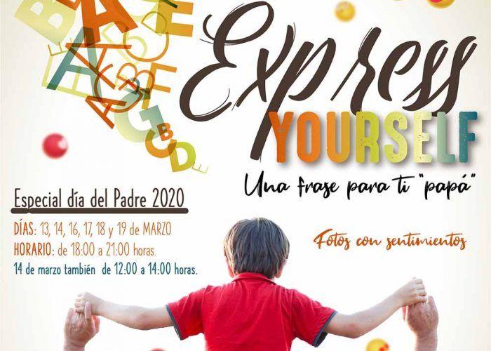 Actividades infantiles por el Día del Padre y otros talleres en CC Rincón de la Victoria