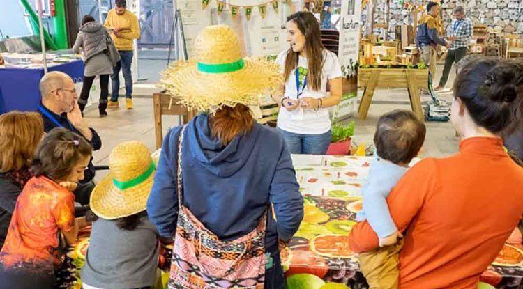 Actividades infantiles y talleres para toda la familia en Natura Málaga 2020