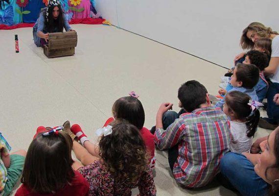 Cuentacuentos para bebés y niños sobre Sorolla en el Museo Thyssen de Málaga
