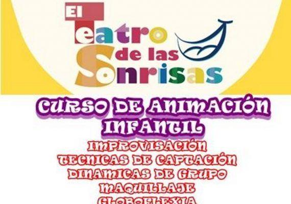 Curso de animación infantil en Málaga (Teatro de las sonrisas)