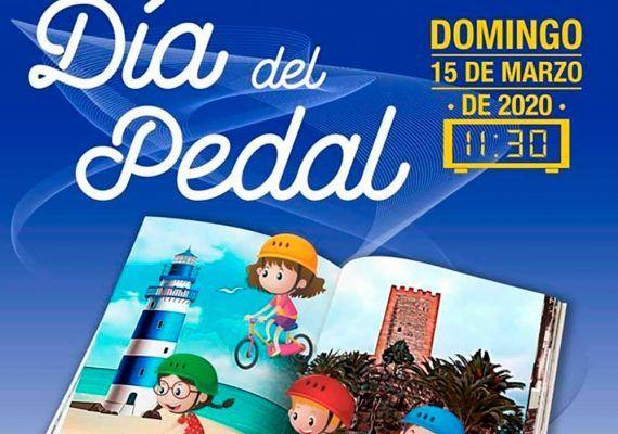 'Día del Pedal', carrera ciclista para niños en Vélez-Málaga y Torre del Mar