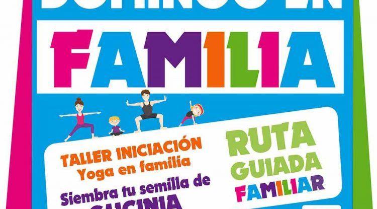 Domingo en familia en el Jardín Botánico de Málaga: yoga y siembra de semillas