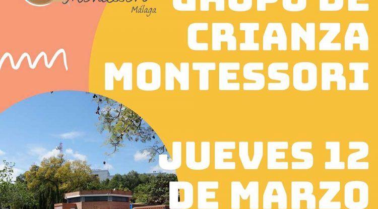Grupo de crianza para toda la familia en la Asociación Montessori Málaga