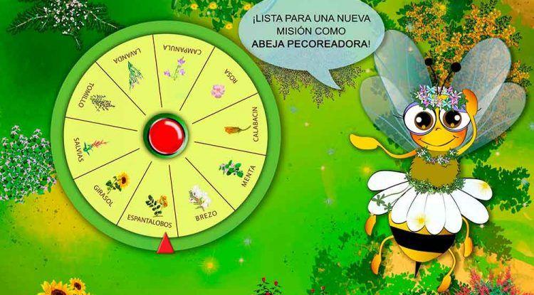 Honey Tina y las abejas, la app para concienciar a los peques sobre las abejas y su importante labor en el mundo