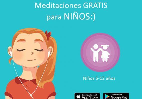 Clases de meditación gratis para niños todas las tardes con Petit Bambou