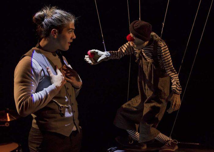 Obras de teatro infantil y títeres en el Teatro Cánovas de Málaga en marzo