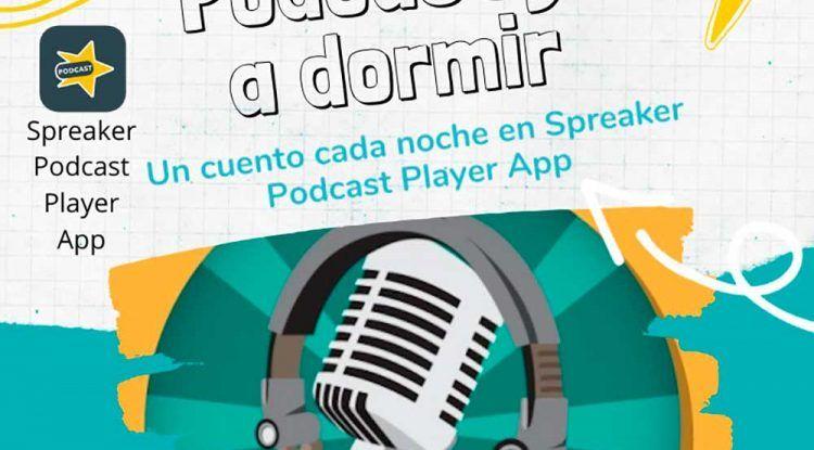 Cuentacuentos a diario para los más pequeños con 'Podcast y a dormir'