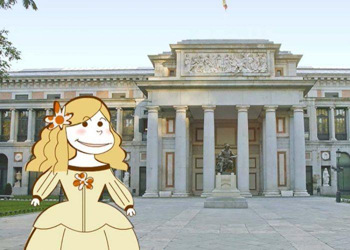 Visita online para niños al Museo del Prado