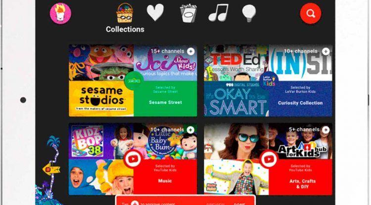 YouTube Kids: qué es y cómo funciona la nueva plataforma para los peques