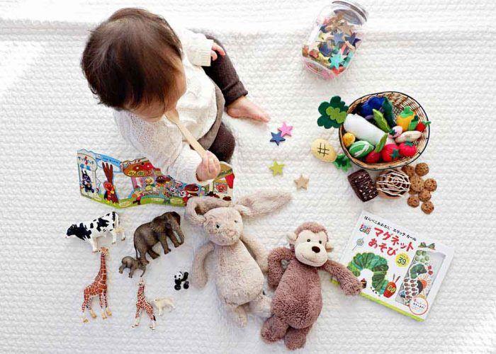Actividades para hacer con bebés en casa durante el confinamiento