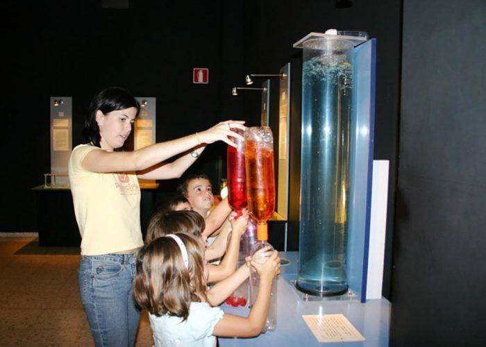 Centro de Ciencia Principia de Málaga: un espacio interactivo para aprender en familia