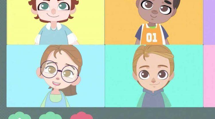 Corto de animación sobre los niños y el confinamiento de la Asociación Con.Ciencia