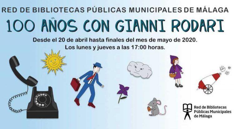 Cuentos infantiles y actividades creativas para celebrar el centenario de Gianni Rodari en casa